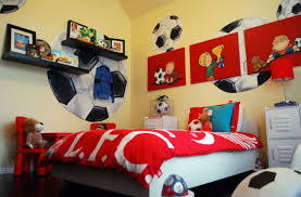 Football Area Rugs by Soccer Bed In A Bag Themed Bedroom Theme Girls Accessories