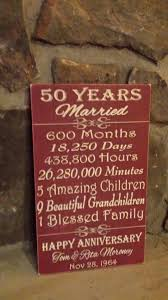 words of wisdom for the happy couple50th anniversary centerpieces personalized milestone anniversary plaque anniversary