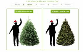 christmas trees and wreaths delivered to your door u2013 us canada