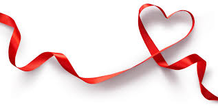 heart ribbon go for women