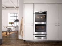 how to install a wall oven in a base cabinet miele m series wall oven vs viking french door wall oven