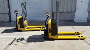 amazon com yale electric pallet jack 5000 lb capacity home