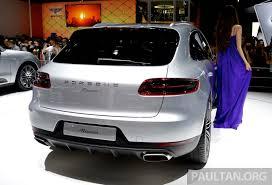 porsche macan 2 0 porsche macan entry engine revealed 237 hp 2 0 turbo image 244265