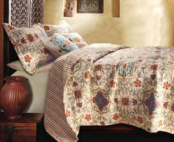 bedding set bohemian bedding sets queen empowered floral