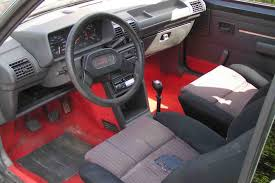 car picker peugeot 205 interior images