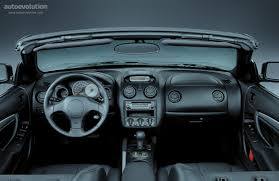 2004 mitsubishi eclipse spyder information and photos zombiedrive