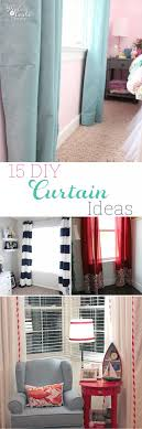 Diy Cheap Curtains 15 Fantastic And Inexpensive Diy Curtains