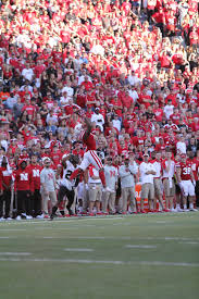 tunnel walk tunnel vision a new take on the husker experience