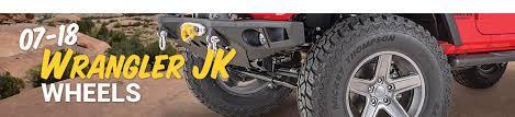 best jeep wrangler rims 2007 2018 wrangler jk wheels quadratec