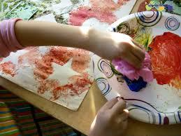 finger painting activity learning spanish colors u2022 spanish4kiddos