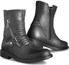 leather motorbike boots cafe racer cruise stylmartin cruise boot stylmartin caferacer