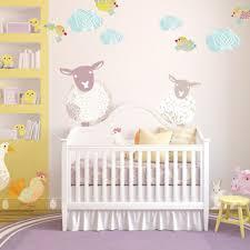 stickers mouton chambre bébé stickers mouton chambre bebe maison design bahbe com