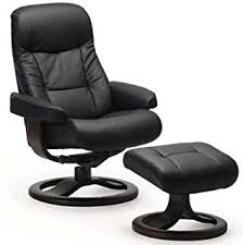 Ergonomic Recliner Chair Amazon Com Fjords 775 Bergen Large Leather Recliner Norwegian