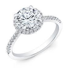engagement rings dallas 18kt halo engagement rings dallas diamond gold warehouse