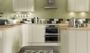 Wickes Kitchen Sinks Sale - sofia cream gloss kitchen wickes co uk kitchen redesign