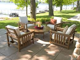 Polywood Furniture Dealers Polywood Mission Recycled Plastic Deep Seating Club Lounge Set