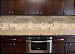 Stone Subway Tile Backsplash Tumbled Marble Backsplash Is - Subway backsplash