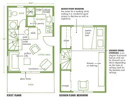 cabin with loft floor plans lovely decoration cottage floor plans with loft small cabin plans