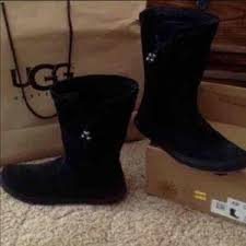 ugg womens laurin boots 71 tova other tova shimmering powder discontinued