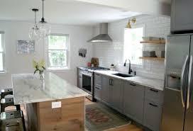 one wall kitchen with island kitchen layouts 10 single wall kitchen inspirations layouts