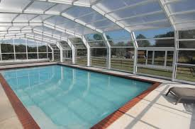 clients share how they heat a pool enclosure year round libart usa