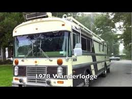 50 best wanderlodge images on pinterest rv campers blue bird