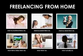 Business Meme - starting a business at home
