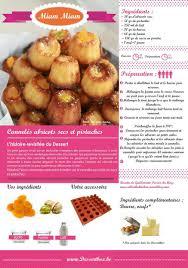 fiche recette cuisine cannelés abricots secs et pistaches dessertbox all in the kitchen