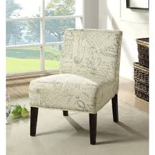 armless accent chair slipcover accent chair covers allfind us