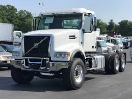 volvo big rig dealership cab chassis trucks for sale