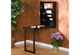 Fold Out Convertible Desk Wall Mounted Fold Down Desk Sharper Image