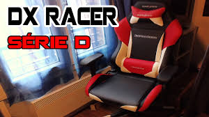 siege dxracer unboxing fauteuil gamer dx racer review
