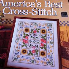 cross stitch slers better homes and gardens 28 images cross