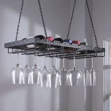 interior design wine glass racks youll love wayfair regarding wine