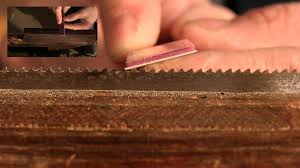 how to sharpen a woodworking handsaw paul sellers youtube