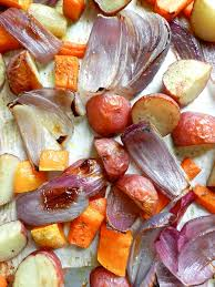 Fall Root Vegetables - rachel schultz roasted root vegetables