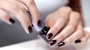 create a trendy nail look with the one by oriflame youtube