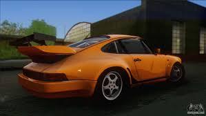 orange porsche 911 turbo porsche 911 turbo 1982 tunable kit c pj for gta san andreas
