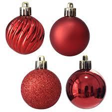 Amazon Com Holiday Wonderland 100 by Amazon Com Ki Store 24ct Christmas Ball Ornaments Shatterproof