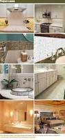 commercial kitchen backsplash home mosaics tiles white subway brick mother of pearl tile kitchen