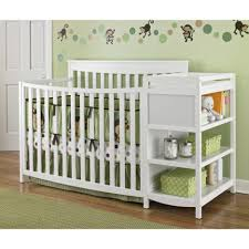 Mini Crib With Changing Table by Baby Cribs Baby Nursery Furniture Bundles Baby Crib Changing