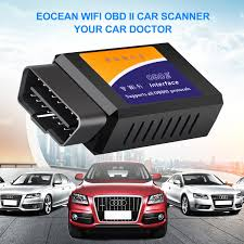 amazon com eocean car wifi obdii scanner obd2 car scan tool car