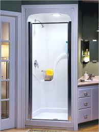 Corner Shower Units For Small Bathrooms Smallest Corner Shower Limette Co