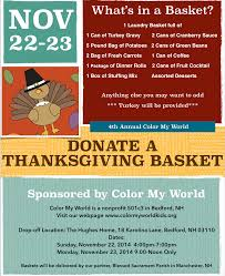 thanksgiving belly stuffing story thanksgiving baskets archives color my world