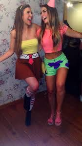 25 Sister Halloween Costumes Ideas 25 Spongebob Patrick Costumes Ideas