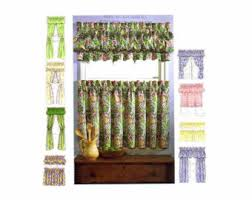 Shabby Chic Balloon Curtains by Balloon Curtain Etsy