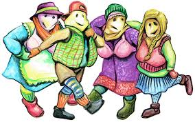 mummersfestival traditions