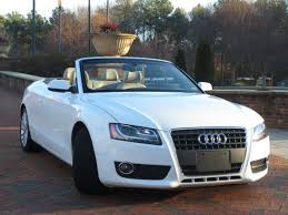 white audi a5 convertible 2011 audi a5 awd 2 0t quattro premium plus 2dr convertible in