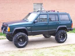 jeep cherokee accessories jeep cherokee lifted thread 1995 jeep cherokee lifted