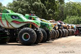themonsterblog monster trucks south pacific